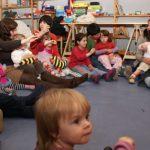 Qué es una clase de educación musical temprana?